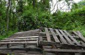 5 Minute Reclaimed Holz: der schnellste Weg, um Holz aus einer Palette zu bekommen!
