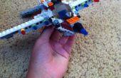 Wie To-My Lego Jet Fighter