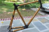 Baue eine Bambus-Fahrrad (und beleuchte es!)