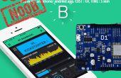 Steuern ein Arduino-Projekt durch eine anpassbare Android / Iphone app mit Blynk und Wemos D1: 2016 SUPER NOOB freundlich Weg