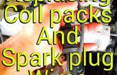 Spule-Packs und Zündkabel für Hyundai Trajet 2000 zu ersetzen.