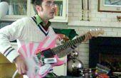 OpenChord.org V0 - bauen eine echte Gitarre Guitar Hero/Rock Band-Controller