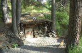 Wie baut man ein Hobbit Haus