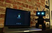 WireBeings Beta: ein 3D gedruckte und erweiterbare Roboter für Arduino mit Android Steuerung