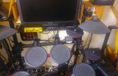 DIY-günstige e-Drum Kit Becken