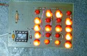 Wie viele LEDs von ein paar Pins des Mikrocontrollers zu fahren.