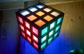 Rubiks Cube Laterne