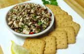 Pilz Salsa: Keine Tomaten benötigt
