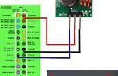 433MHz Smart Home-Controller mit Sensorflare und einem RaspberryPi