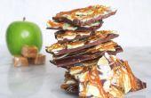 Caramel Apple Schokolade bellen