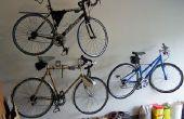 Ein leicht geschweißt Fahrrad Aufhänger