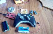 Arduino mit Gamepad steuern