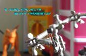 5 coole Projekte mit einem General-Transistor