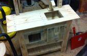 Spielzeug Küche aus Palettenholz