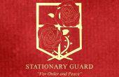 SnK stationäre Guard Abzeichen