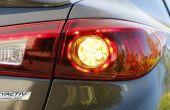 Mazda 3 LED Blinkleuchten zu installieren