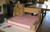 Wie erstelle ich eine drei Achsen-CNC-Maschine (billig und leicht)
