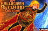 DIY-Spuk der Asteroid Kostüm