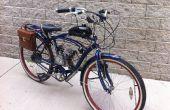 Mein motorisiertes Fahrrad