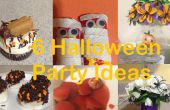 6 Halloween Party Ideen