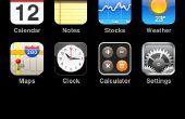 Wie man Screenshots mit einem iPhone zu nehmen