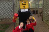 Die Lego Mann Guy Fawkes