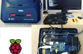 Raspberry Pi Sega Mega Drive/Genesis II Fall