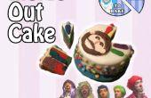 Innen heraus Geburtstag Kuchen - wie zu