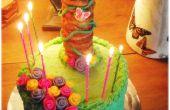Rapunzels Turm Kuchen (für ein wirres Partei)