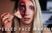 Wie man die Haut abziehen! (mit Make-up)