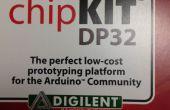 Programmierung mit der Arduino IDE auf deinem Board ChipKIT Dp32