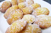 Madeleines Französisch Butter Kuchen
