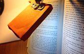 DIY-LED-Buch-Leselampe und Fackel