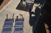 Tragbare Solarkraftwerk