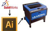 Tutorial: Laserschneiden von Solidworks