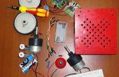Eine einfache und billige DIY Zeile nach Roboter