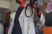 2008 DIY Halloween Wettbewerbsbeitrag