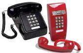 VoIP-Telefon und Intercom-System