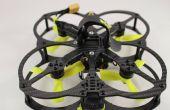 Gewusst wie: der ultimative indoor FPV Quadrocopter zu bauen