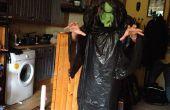 Billig, schnell und einfach böse Hexe Halloween-Kostüm