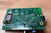 Raspberry Pi SD Card Slot Reparatur und Micro-SD-Mod