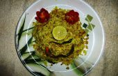 Gebratener Reis mit Ei