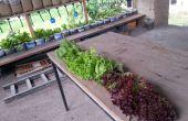 Nische Garten - selbst Bewässerungssystem (+ April-Update)