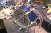 Wie erstelle ich eine Tesla-Turbine (grünsten Turbine)