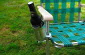 (Abnehmbar) Getränkehalter für jeden Stuhl