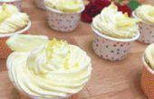 Pikantes Lemon Cupcakes