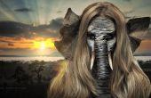 Dschungel Buch Elefanten - SFX Make-up Tutorial