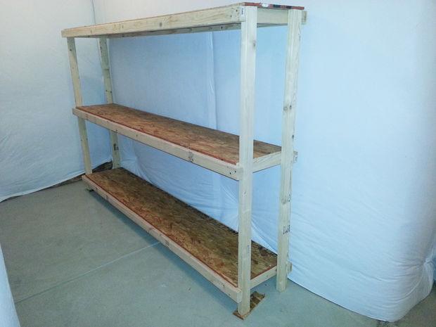 Beliebt Gigantische Keller oder Garage Regal für $36 - genstr.com QA95
