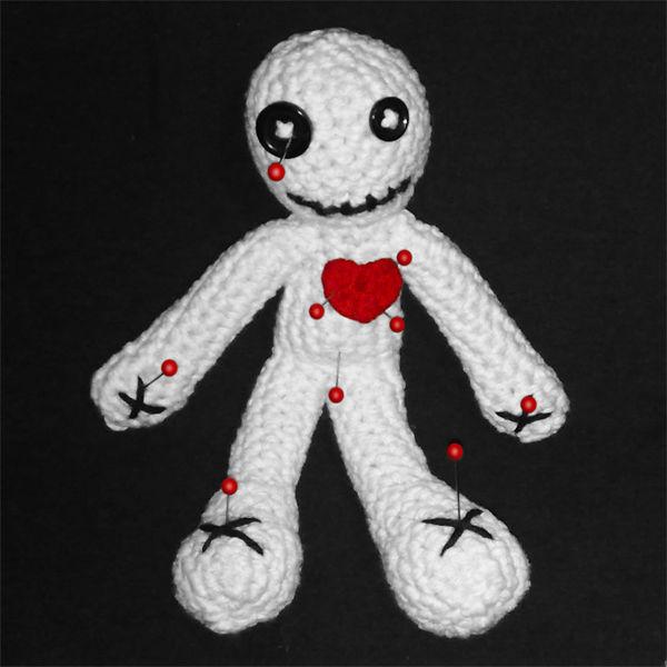 Amigurumi Voodoo Puppe Nadelkissen Genstrcom