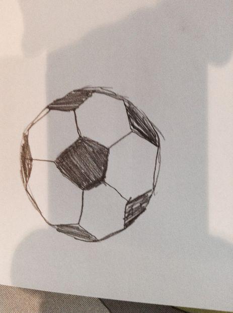 Gewusst Wie Zeichnen Sie Einen Fussball Genstr Com